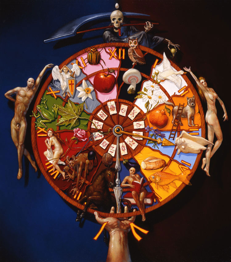 The Clock. José Roosevelt. 1998