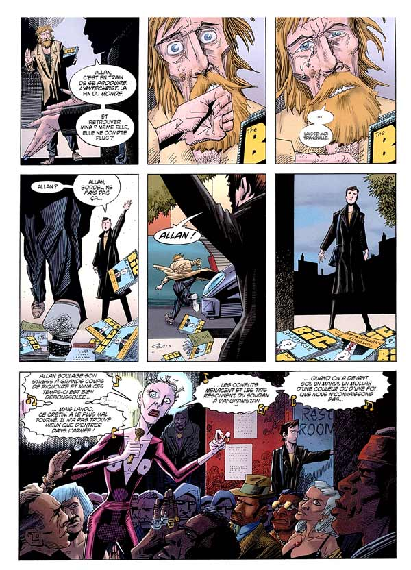 2009, Alan Moore, Kevin O'Neill