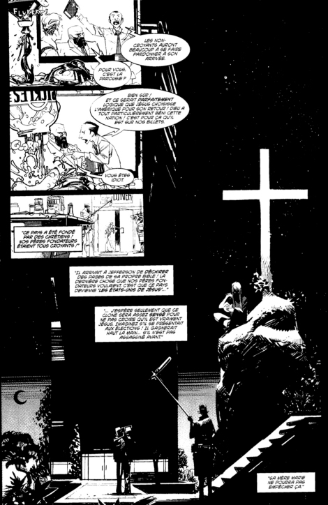 Punk Rock Jesus, de Sean Murphy