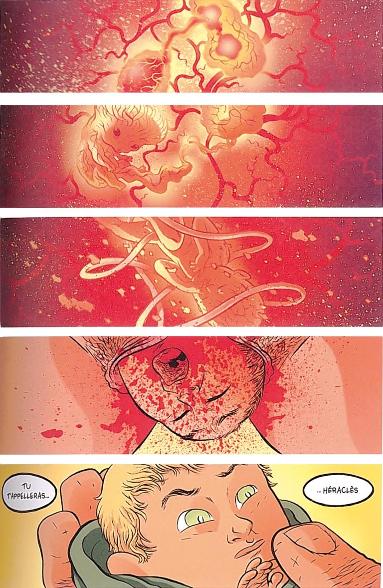 Le Heros david rubin 11