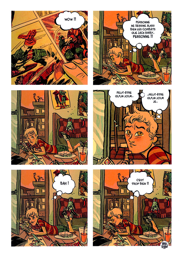 Le Heros david rubin 2