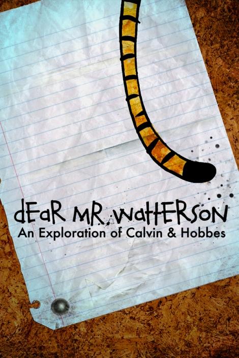 19-Dear Mr Watterson